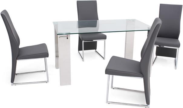 Dakota dining table image 5