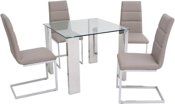 Dakota dining table image 6