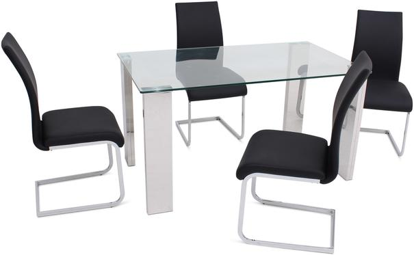 Dakota dining table image 7
