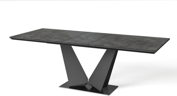 Prague extending dining table image 2