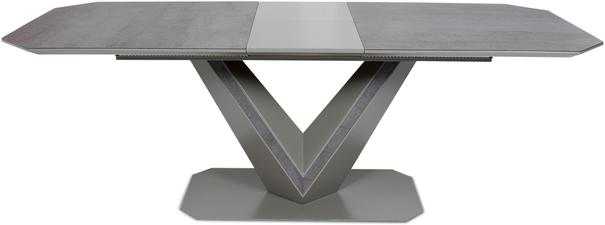 Luxor extending dining table image 2