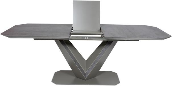 Luxor extending dining table image 5