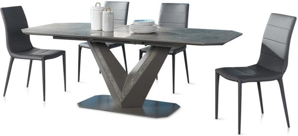 Luxor extending dining table image 6