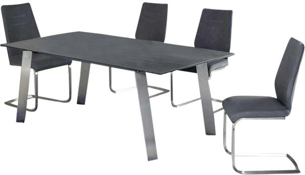 Agata extending dining table image 8