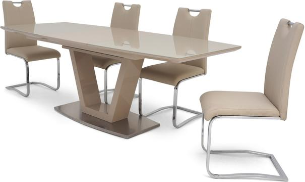 Valente extending dining table image 10