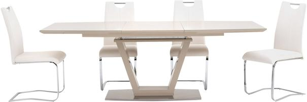 Valente extending dining table image 11