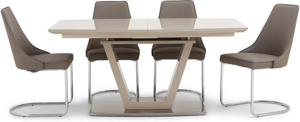 Valente extending dining table image 12
