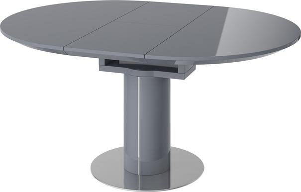 Jessy round extending dining table image 5