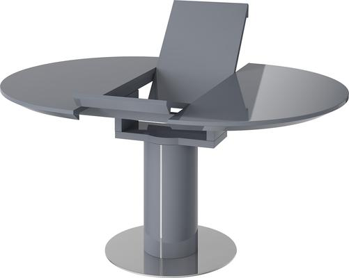 Jessy round extending dining table image 9