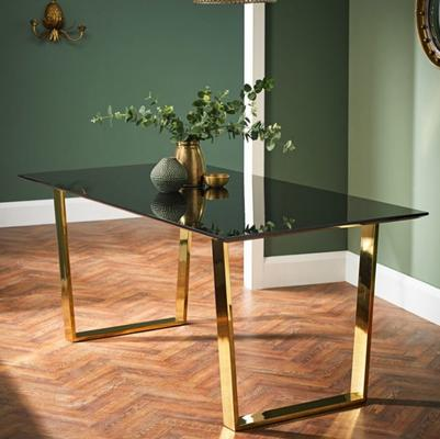 Verde dining table and chairs image 6