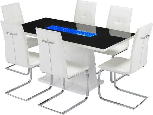 Curix (LED) dining table image 7