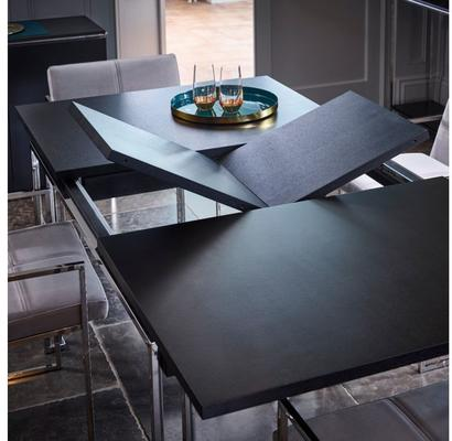 Federico Extending Dining Table 120-160cm image 8