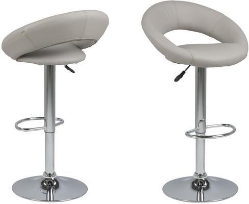 Angala bar table and pluma barstools image 5