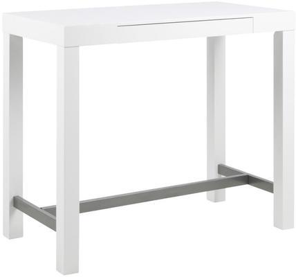 Angala bar table and pluma barstools image 10