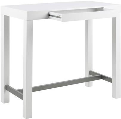 Angala bar table and pluma barstools image 11