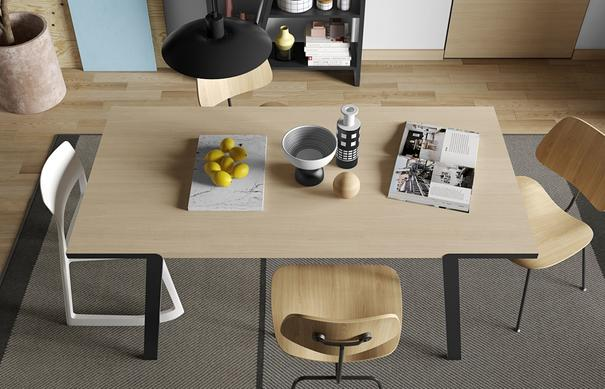 Drift dining table image 9