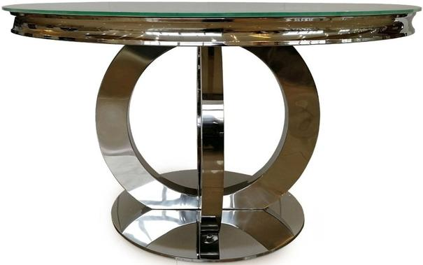Briona round dining table image 2