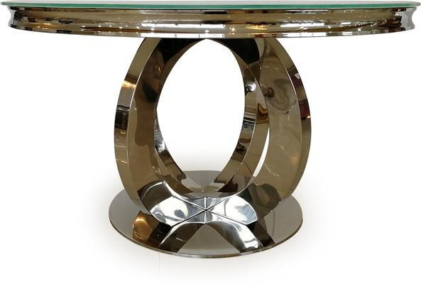 Briona round dining table image 3