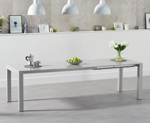 Oregon extending dining table image 2