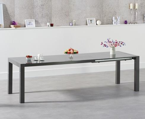 Oregon extending dining table image 3