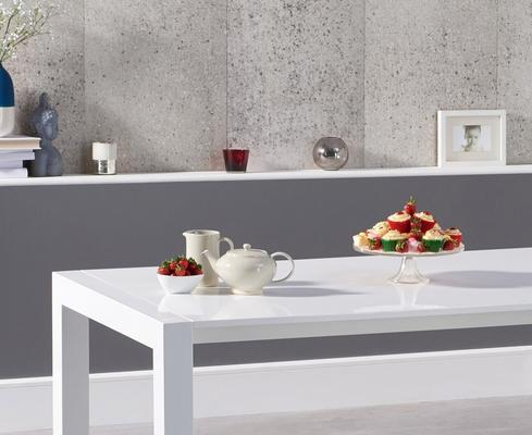 Oregon extending dining table image 5