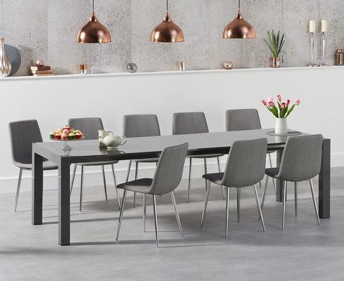 Oregon extending dining table image 12