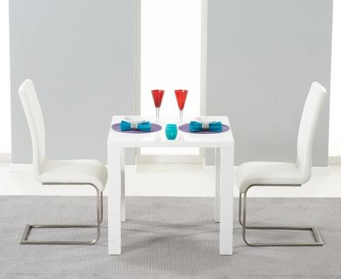 Brockton square dining table image 3