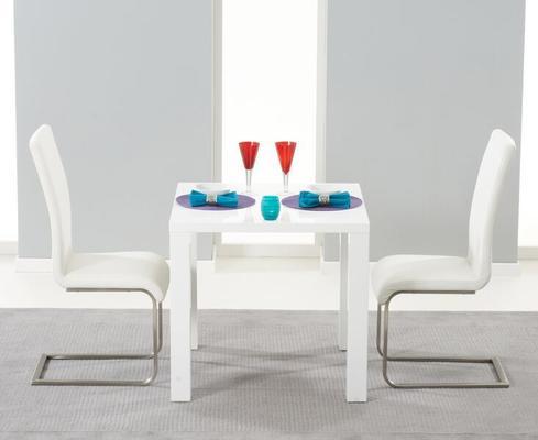 Brockton square dining table image 3