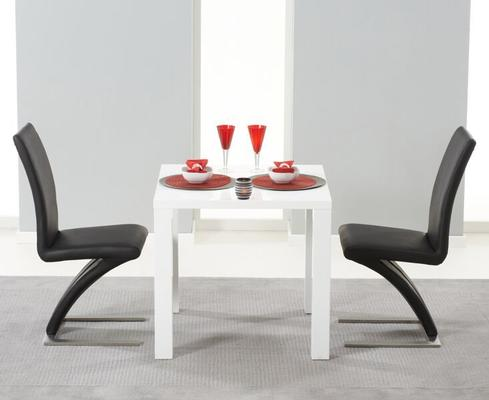 Brockton square dining table image 4
