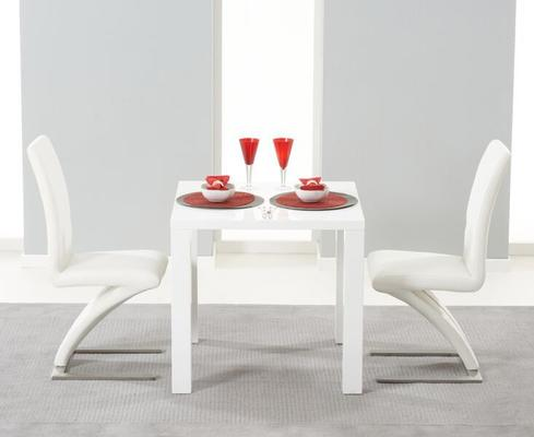 Brockton square dining table image 5