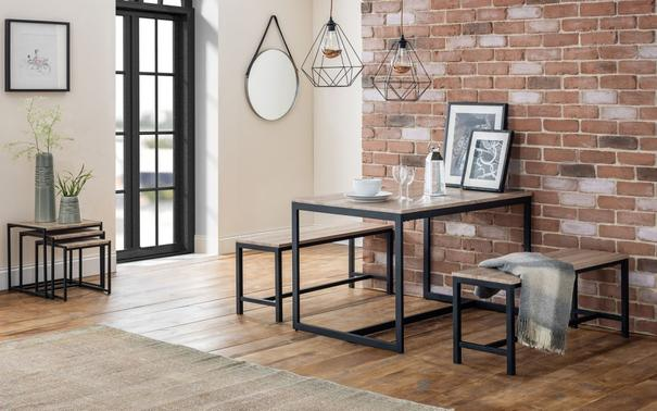 Finlay dining table image 6