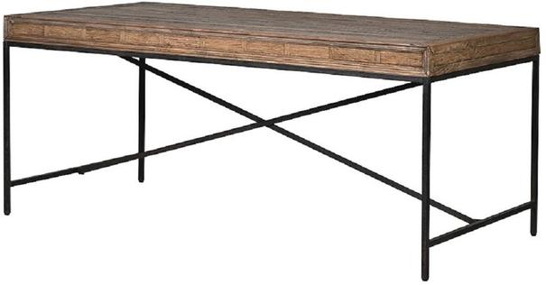 Greenwich Reclaimed Wood Refectory Dining Table