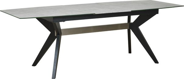 Soho extending table with 4 Dalston chairs image 6