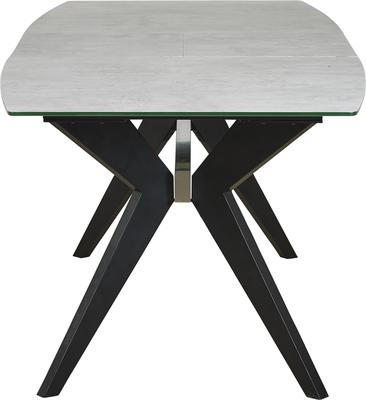 Soho extending table with 4 Dalston chairs image 7