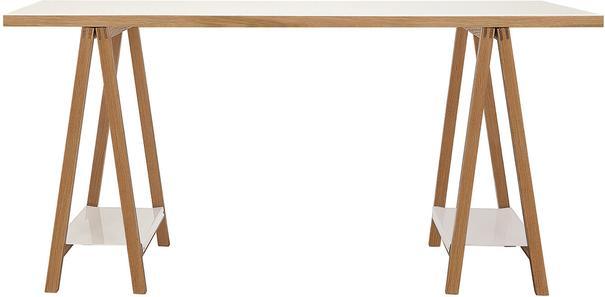 Highbury trestle table image 2