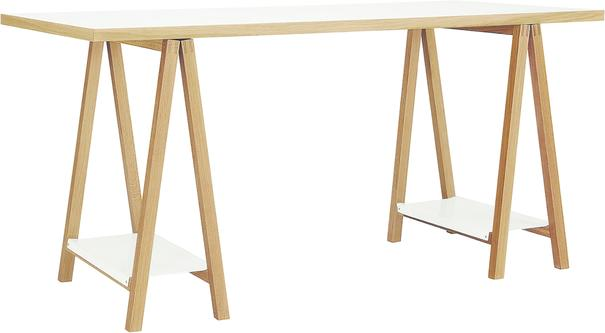 Highbury trestle table