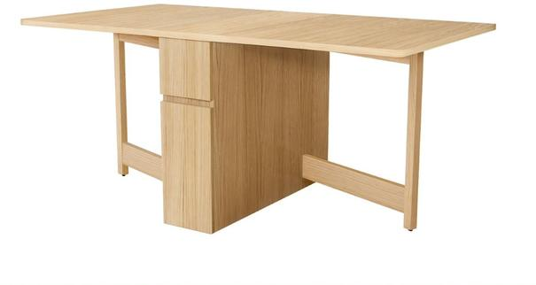 Kungla drop-leaf dining table image 2
