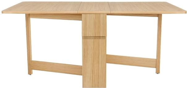 Kungla drop-leaf dining table image 4