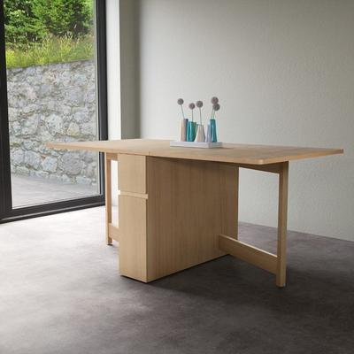 Kungla drop-leaf dining table image 8
