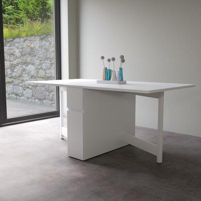 Kungla drop-leaf dining table image 9