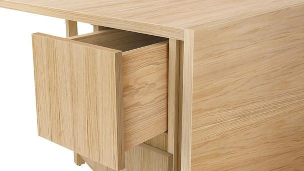 Kungla drop-leaf dining table image 11