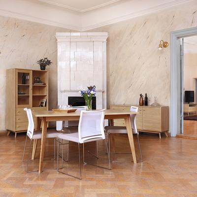 Letvi extending dining table image 6