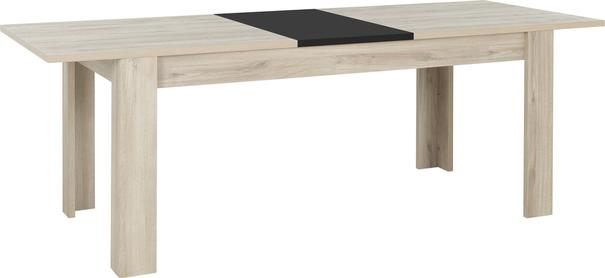 Albin Extending Dining Table 180-228cm - Light Oak Finish image 3
