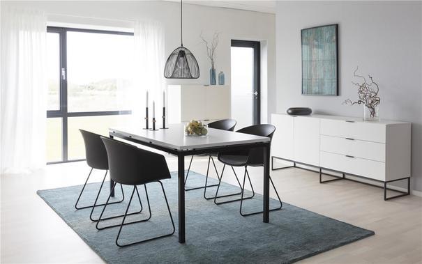 Kiba extending dining table image 6
