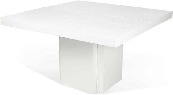 Dusk 1.3m square dining table (Sale) image 2
