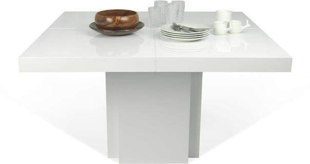 Dusk 1.3m square dining table (Sale) image 5