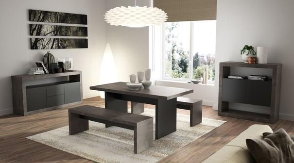 Detroit dining table image 7