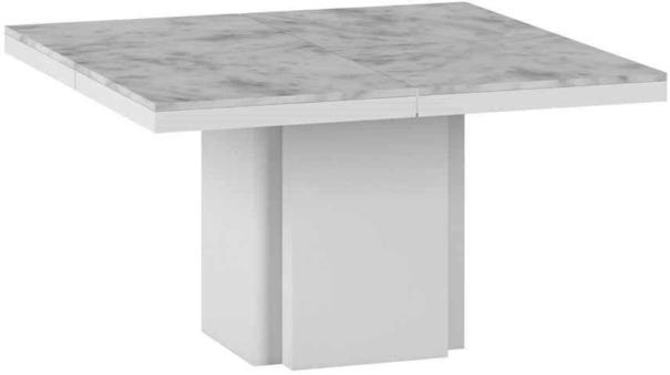 Dusk (marble) square dining table image 3
