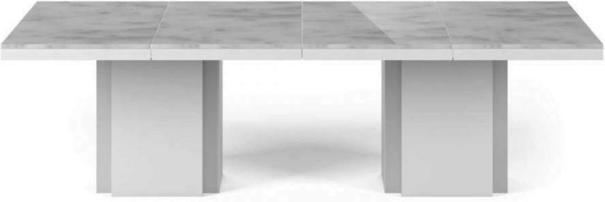 Dusk (marble) dining table