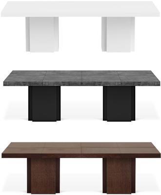 Dusk dining table image 10